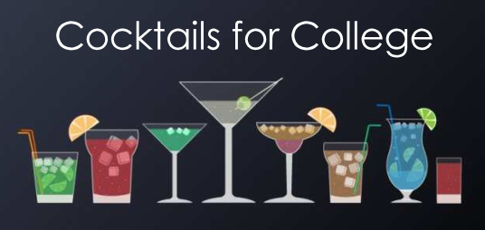 Cocktails for College Image